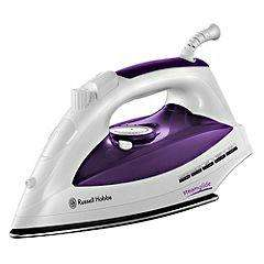 Russell Hobbs 18651 Steamglide Iron , £12.99 from £32.99 @ Sainsburys online