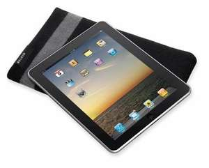 "Belkin Sleeve Case for iPad's - will probably also fit most 10"" Tablets - £2.79 delivered @ eBay/hundreds_thousands"