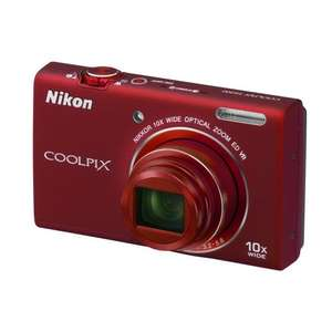 Nikon COOLPIX S6200  £79.99 @ Amazon down from £179.99