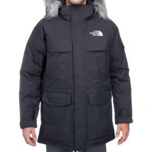 The North Face Men's McMurdo Parka now £160 - direct from Northface.com