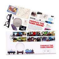 The Post Office Shop. Thomas the Tank Engine Medal Cover. £11.96
