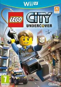 Lego City Undercover £40 @ Tesco Direct, plus various aditional discounts stacked.