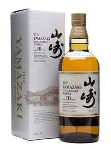 The Yamazaki 10 Yr Old.Haf-price instore at Tesco £18.75 (not online)