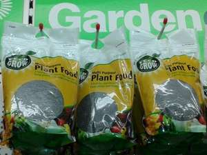 Multi purpose granular plant food 500g £1 at poundworld