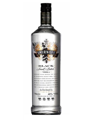 Smirnoff Black Vodka (70cl) £15.50 @ ASDA