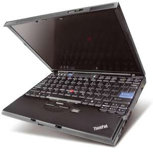 "IBM Lenovo ThinkPad  X61 7674  12"" notebook (Grade B) - SCH Trade - £66.79 - 2gb RAM 80Gb hdd (With Code)"
