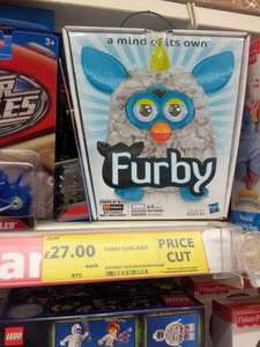 Tesco - Furby - £27