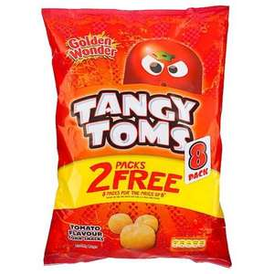 Tangy Toms - 8 packs for £1 @ Poundland