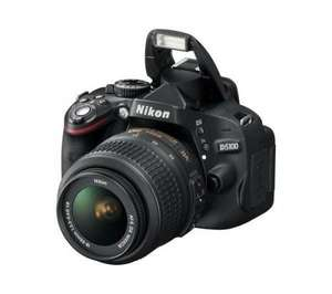 Nikon D5100 with 18-55mm lens @Currys for £358.99 after Nikon cashback (including TCB it is ~354)