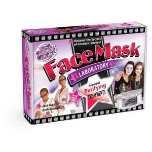 Wild Science Face Mask Laboratory now £6.36 del @ Amazon