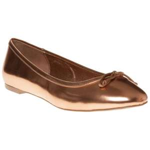 SOLE Mirror Ballet Shoes was £29.99 now £5 + £2.99 standerd delivery or free to collect from store @ Soler trader + 5% Quidco & 10% student discount