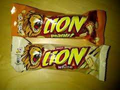 White chocolate & Peanut Butter Lion bars 29p each instore @ Home Bargains