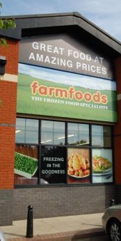 Farm foods toilet roll 18 x £4.00