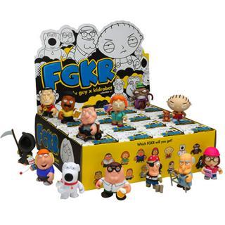 Family Guy - Kidrobot Blind Boxed (One Random figure) £9.90 delivered @ Star Action Figures