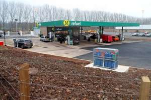 Petrol 129.9p/l @ Morrisons Petrol Station in Cwmbran