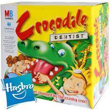 Hasbro Crocodile Dentist Game £3.99 @ B&M