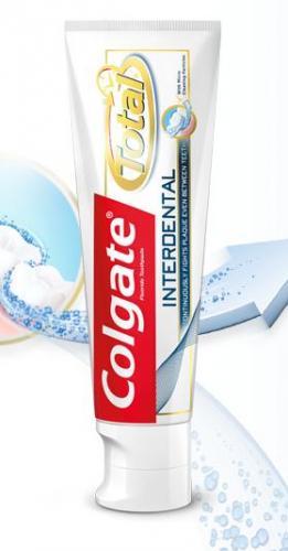 FREE 15ml travel-size Colgate toothpaste