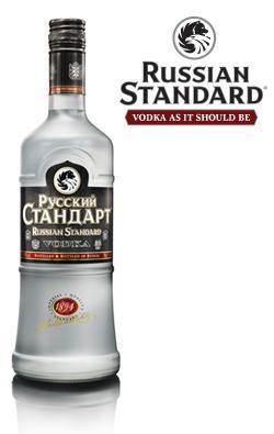 Russian Standard Vodka (1L) £15 @ Sainsbury's