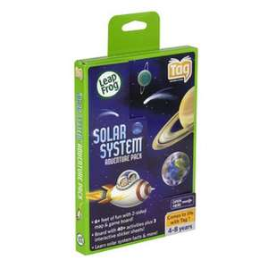 Leapfrog tag solar system adventure 50% off - £8.50 @ The Entertainer