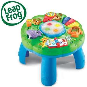 £12.50 OFF LeapFrog Animal Adventure Learning Table NOW £22.49 @ Argos