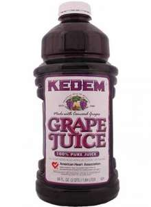 Passover-Kedem Concord Grape Juice 1.89 Litre - £3 Groceries - Tesco Groceries