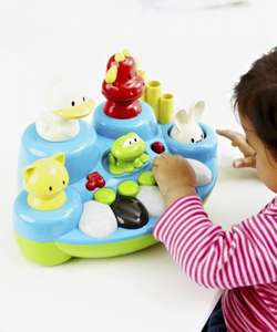 ELC Singing Animal Keyboard was £20 now £8 del to store @ Mothercare (use code)