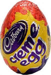 3 Cadburys Creme Eggs £1 from Tesco, Morrisons - FREE  with cashback via Shopitize App!