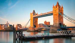 London Sightseeing Cruise on River Thames, £9.50 - Reg £19 @Travelzoo