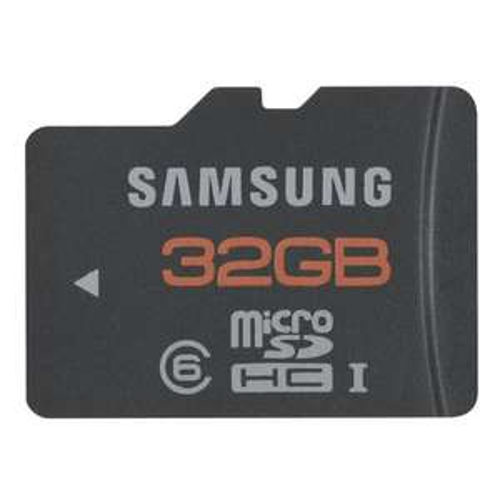 Samsung 32GB Plus Class6 MicroSD (Better than Sandisk Class 10) £15.18 @ Amazon