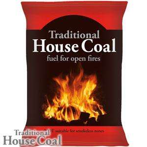 10kg of traditional house coal £2.99 at home bargains