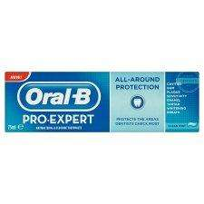 Oral B Pro Expert Toothpaste Half price at Tesco for 1.74