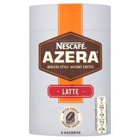 Nescafe AZERA coffee instant, Latte, Cappuccino £2 @ Asda