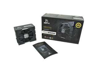 XFX 650W 80+ Bronze Psu - BT Business Direct - £66.99