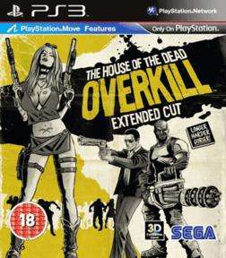 House of the Dead Overkill - Extended Cut PS3 just £5.00 @ Game