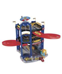 ELC Big City Parking Garage was £30 now £12 & Big City Spiral Race Ramp was £25 now £10 del to store @ Mothercare  (use code)