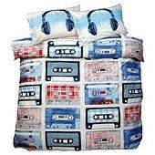 Teen Music Duvet Double Cover Set £7.97 @ Tesco.com