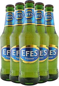 Efes lager 24 x 330ml for £10.74 at B&M
