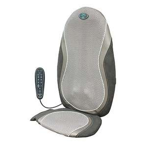 New Homedics GSM-400H-GB Gel Shiatsu Smooth Natural Touch Back Massager £69.99 @ homedics eBay outlet