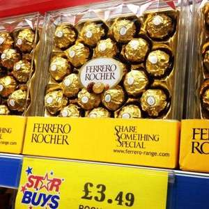 Ferrero Rocher 24 Box - Only £3.49 at Home Bargains