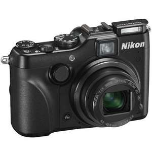 Nikon Coolpix P7100 Black Digital Camera £199 at WEX photography from £499.99
