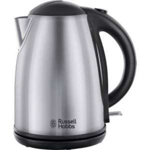 Russell Hobbs 18152 Polished Kettle @ £15 instore Tesco