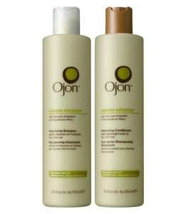 Ojon volumising shampoo & conditioner £18 @ Boots