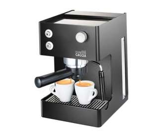 GAGGIA Cubika Plus RI8151/60 Espresso Machine - Black ( Currys) was £149.99 now £39.91
