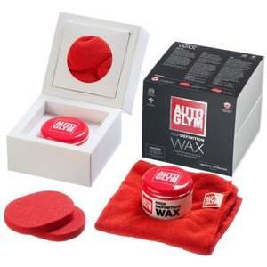 Autoglym HD wax £24.35 - Amazon