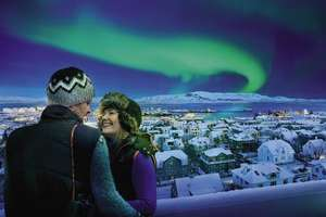 Northern Lights City Breaks with Iceland Air from £299pp
