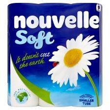 Nouvelle Soft Toilet Tissue 9 Roll+100% free £5 @ Tesco