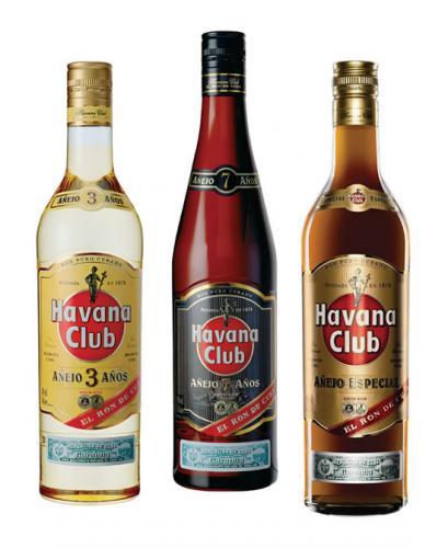 Havana Club Rum - 3/5/7 years old reduced in price from £13.99 @ Sainsburys