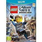 LEGO City Undercover - Nintendo Wii U Game @ Tesco - £35