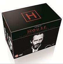 House Series 1 - 8  £120 - Grattan