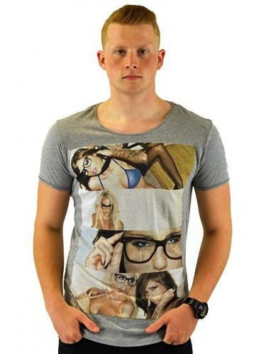 Mens Original Geek T-shirt £9 @ Zee & Co